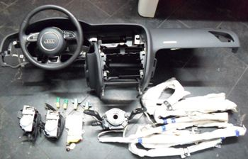 KIT AIR BAG COMPLETO AUDIA5